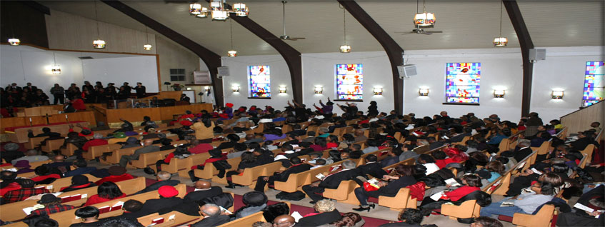 The Congregation of Christ Baptist Church